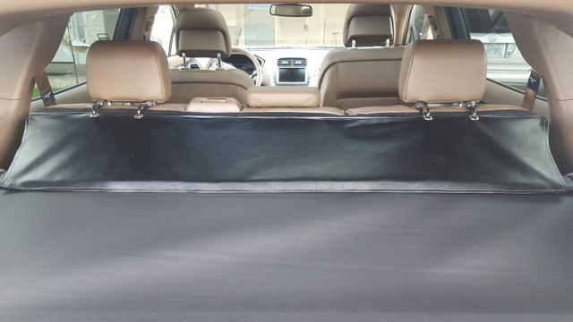 Cargo Cover Extension 2016 Mkx Lincoln Mkx Lincoln